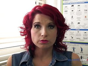 She Gets Anal Fucked By The Driving School Teacher