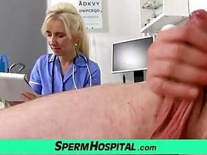 Cum On Tits With MILF Doctor Maya