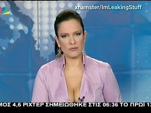 The Sexiest Greek Reporter - Part 1