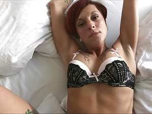Blowjob, Fuck And Cumshot On A German Teen Babe