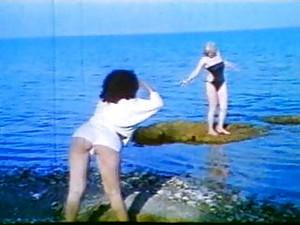 Classic Greek Vintage Fuck The Island Tourists Sluts Film