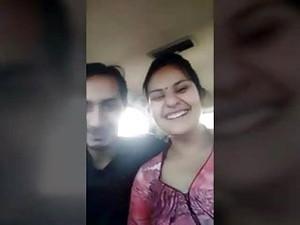 Married Guju Bhabhi Payal Enjoyed With Bf In Car Public Rod