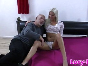 Old Man Egon Cant Wait To Fuck His Dream Girl Lucy Bang