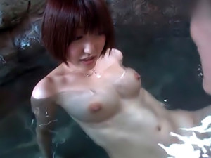 Big-Tittied Amateur Milf Enjoys Titfuck And Pussy Banging In A Bath