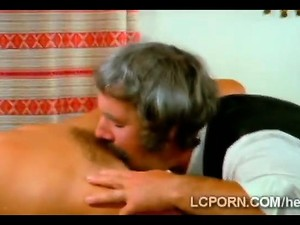 Farm Man Fucks Neighbors Hot Blonde Wife On The Table