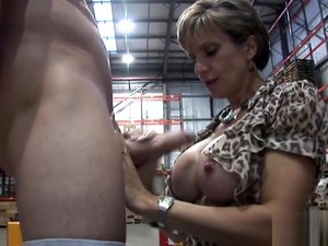 Unfaithful English Mature Gill Ellis Exposes Her Heavy Melons