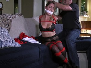 Chrissy Marie-If You Tie Me Up Tight So You Can Have Your Way!