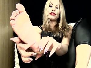 AllAboutLegsX - Goddess Birthday Series - Tribute For My B-day Feet