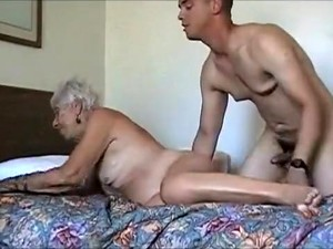 Best Amateur Video With Grannies, Young/Old Scenes
