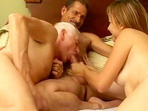 Daddy And Boy230 My Gardener My Wife And I