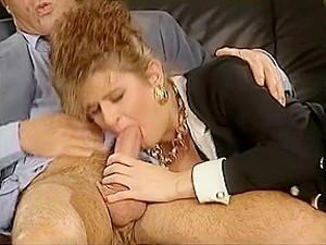 Wife Perverted In A Busines Metting