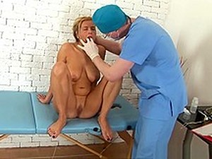Medical Exam Olesya