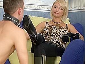 Russian Mistress Amanda Karen 2