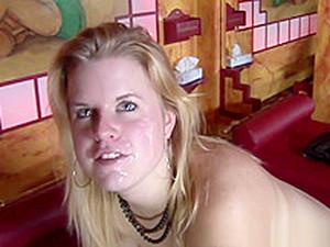 Blond Redlight Hooker Doggystyled By Tourist