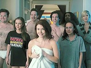 How To Plan An Orgy In A Small Town (2015) Jewel Staite