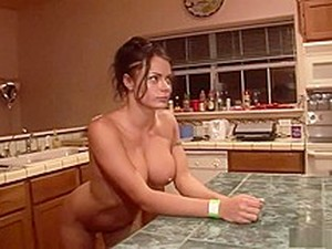 Crazy Pornstar In Amazing Striptease, College Sex Video