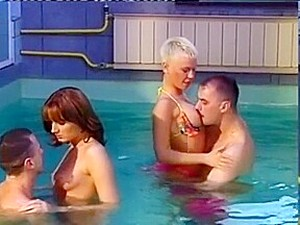 Sex At The Pool & Sauna