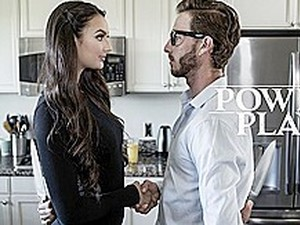 Eliza Ibarra & Lucas Frost In Power Play &  Scene #01 - PureTaboo