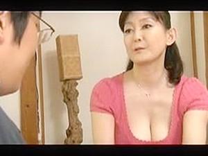 Japanese Step Mom Love Story 4