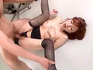 Best Amateur Cougar, Stockings Sex Movie