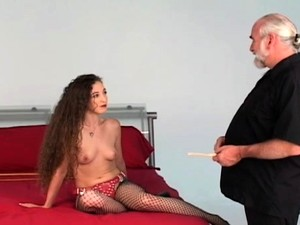 Divine Lady Taking Off Her Clothes Completely