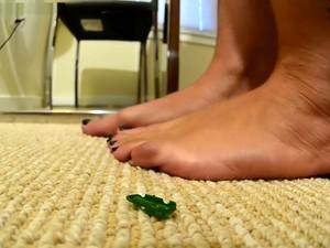 Megan Jones Tiny Maid Crush