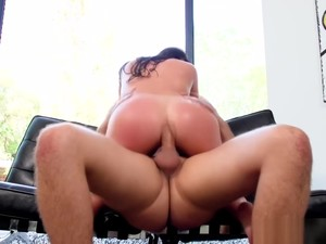 Angela White Got Her Tight Anal Raided By Keiran Lee