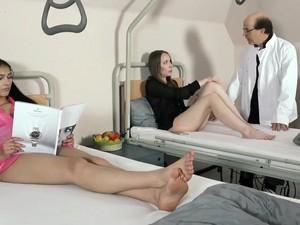 Doctor Fucks Teen Patients In Hospital