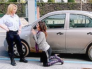 Samia Duarte  Angelica Castro In Begging The Police Woman - Leche69