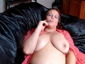 Smoking Fetish, Big Tit Play, Dirty Talking MILF