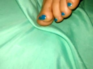 Emo Girls Sleeping Feet Pt 2