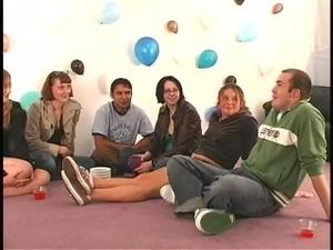 Dare-Ring Game 1 Round 1 W/Tanya, Kitt, Sven, Priscilla, Vanessa, And Lucas