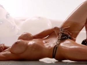 LATEX, RUBBER AND SHINY WOMEN SLIDESHOW COMPILATION