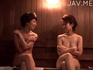 Asians In A Man Bath!