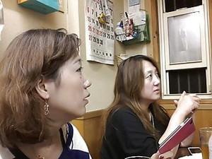 Deguchi Mariko Zainichi Korean Mom Cougar Car Sex Korean Guy
