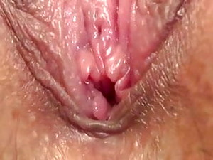 Extreme Close Up Hairy Juicy Wet Pussy  Pissing