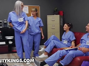 Big Naturals - JMac Skylar Vox - Registered Nurse Naturals