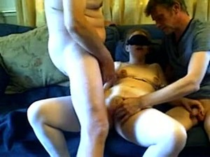 Enjoying MMF Threesome Sex With My Friend And His Wife