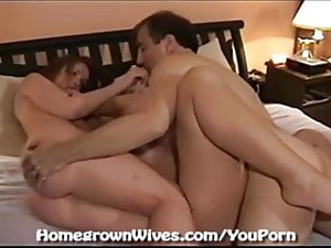 Horny Mature Threesome