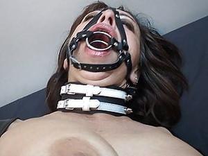 BDSM Pierced Fucking Fetish Anal