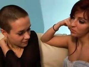 A1NYC Ultra Hot Czech Lesbian Orgy
