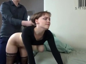 Drunk Australian Whore With Big Tits Loudly Screaming Homemade Porn With A Young Bitch