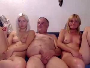 Dutch Friends Do Wisches From Viewers