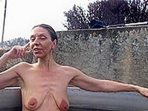 Saggy Nudist - March 2020