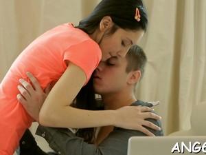 Magnificent Russian Engi In Erotic Scene