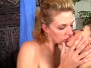 Three Hot Cougars Fuck A Young Guy