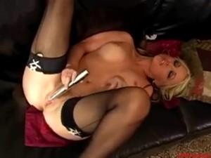 Kayden Kross - The Dildoing Maid