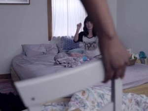 Smart Girl Enjoying Her Boyfriend's BBC (CFNM)