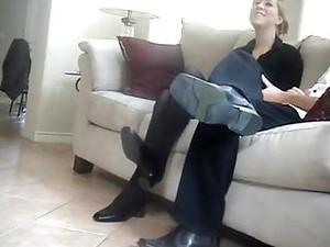 Foot Rub From Husband's Friend