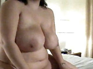 Rare Video Of Canadian BBW Getting Fucked